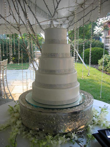 Crystal Cake Trim