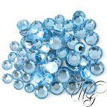 Swarovski Crystal Color Aqua