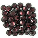 Swarovski Crystal Color Burgundy