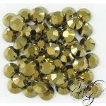 Swarovski Crystal Color Dorado