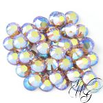 Swarovski Crystal Color Light Topaz AB