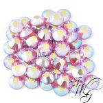Swarovski Crystal Color Rose AB