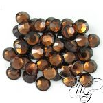 Swarovski Crystal Color Smoked Topaz
