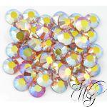 Swarovski Crystal Color Topaz AB