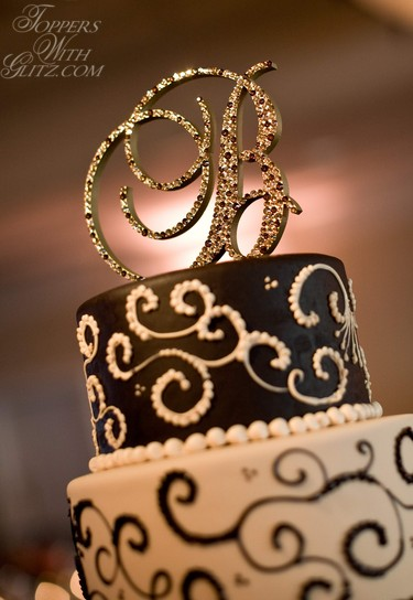 Chicago Weddings Wedding Cakes Planning Cake Topper
